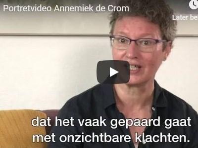 Wat doet Annemiek de Crom?