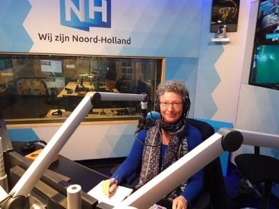 Live bij NH radio