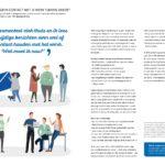 Fes Artikel contact met werk tijdens ziekte