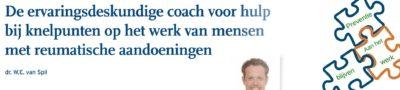Interview Annemiek de Crom in NTvR