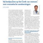Interview met Annemiek de Crom in NTvR