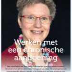 Ervaringen Annemiek de Crom werken met een chronische aandoening