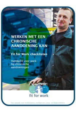 Checklisten Fit for Work Nederland