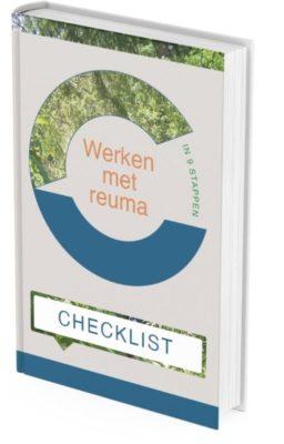 Checklist Werken met reuma